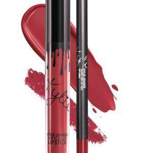 Kylie Cosmetics New Matte Lip Kit x 3 Shades